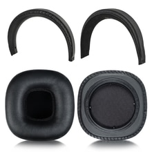 Replacement Ear Pads Cushion Headband Headset Accessories For MARSHALL Mid Bluetooth/MID ANC Headset