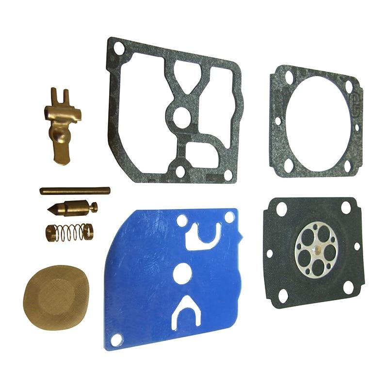 Carburador junta diafragma reconstruir kits de reparo para stihl ventilador bg66 bg86 zama