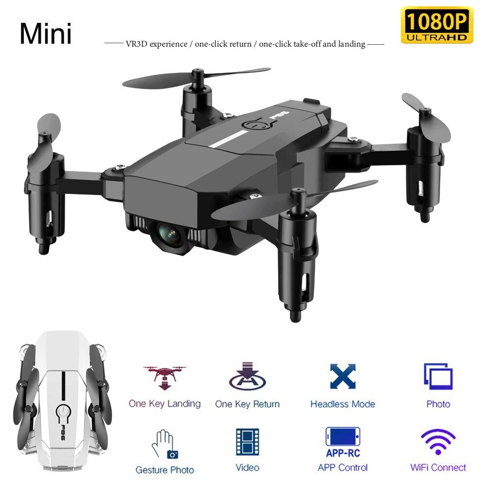 2020 novo rc zangão 4 k 1080hd dupla câmera de fluxo óptico quadcopter aéreo wifi fpv zangão longa vida útil da bateria brinquedos para crianças vs e68