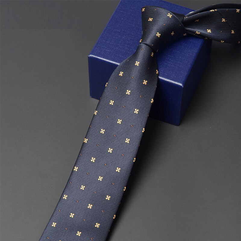 2020 Brand New Men Business Tie Fashion Formal Zipper Neck Tie For Men Business Work Neckties Male Dress Shirt Ties Gift Box