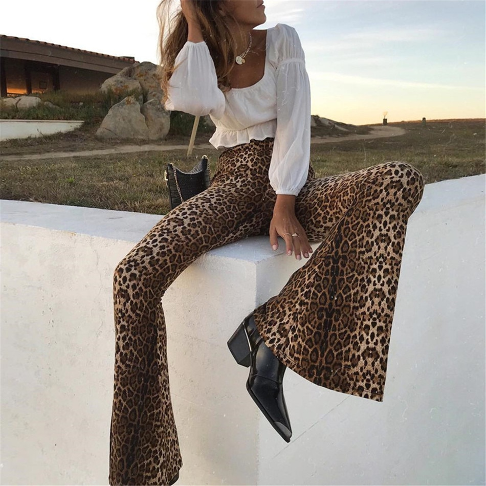 Лето 2021, облегающие брюки, женские клетчатые расклешенные брюки с высокой талией, женские летние модные милые женские длинные брюки