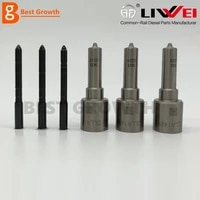 bosch series common rail diesel nozzle dlla148p2221 fule injector 0445120265 for delong high quality