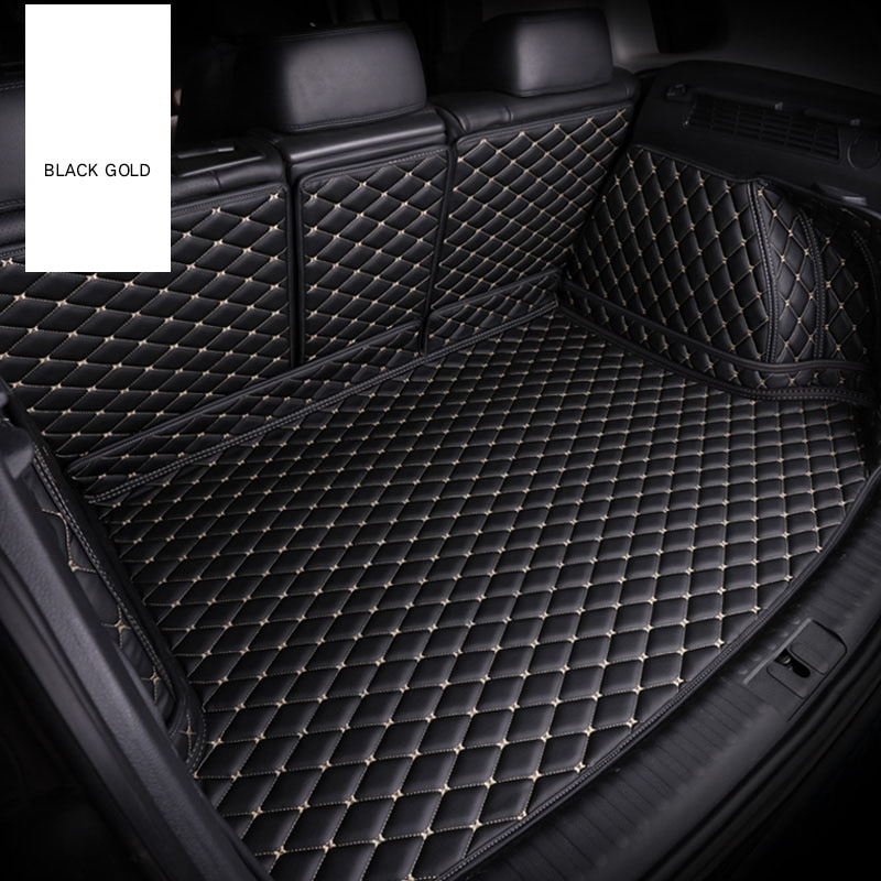 Alfombrilla Believe para maletero de coche para skoda karoq kodiaq 2018 rapid spaceback octavia fabia 1 excelente forro de carga, accesorios, alfombra