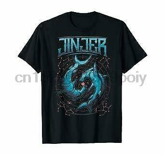 Camiseta de Metal Jinjer