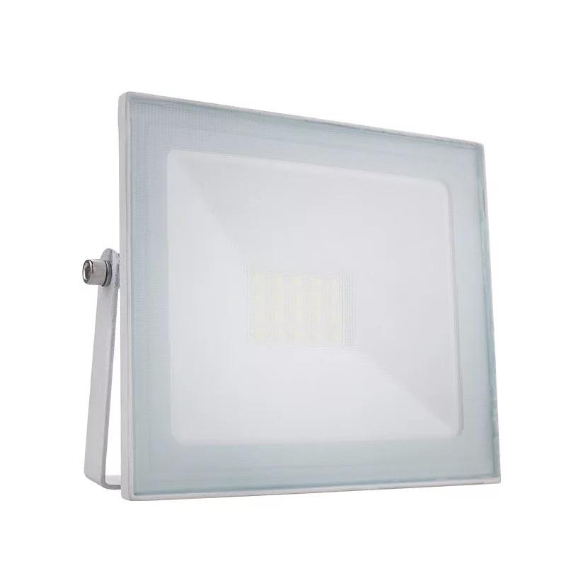 Frosted LED Flood Light 10W / 30W / 50W/100W AC 110V / 220V Flood Light IP67 Outdoor Waterproof Spotlight Flood Light недорого