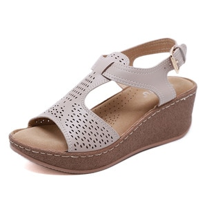 Woman Slippers Platform Ladies Wedges Platform Shoes Woman Fashion Casual Female Slippers Open Toe Summer 2021 Sandalias Mujer