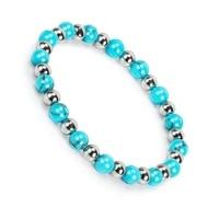 bofee natural stone beads bracelet bangle chain antique buddha prayer chakra pulseira bileklik charm yoga women men jewelry gift