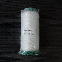 TOP 0.15mm 4300M nylon onzichtbare draad transparante draad hand stiksels voor medium gewicht stoffen Kristal kralen draad