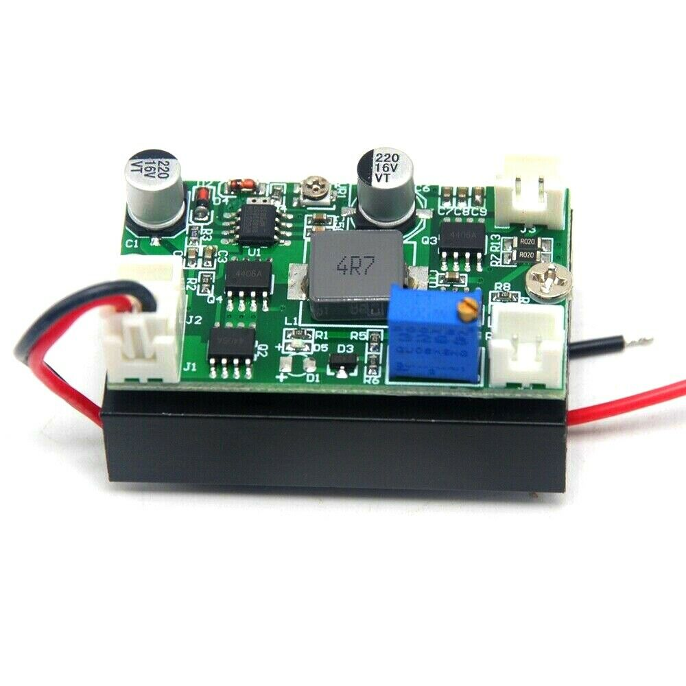 12V 4A Driver Board For 450nm 3-5W Blue Light Drive Circuit TTL Modulation