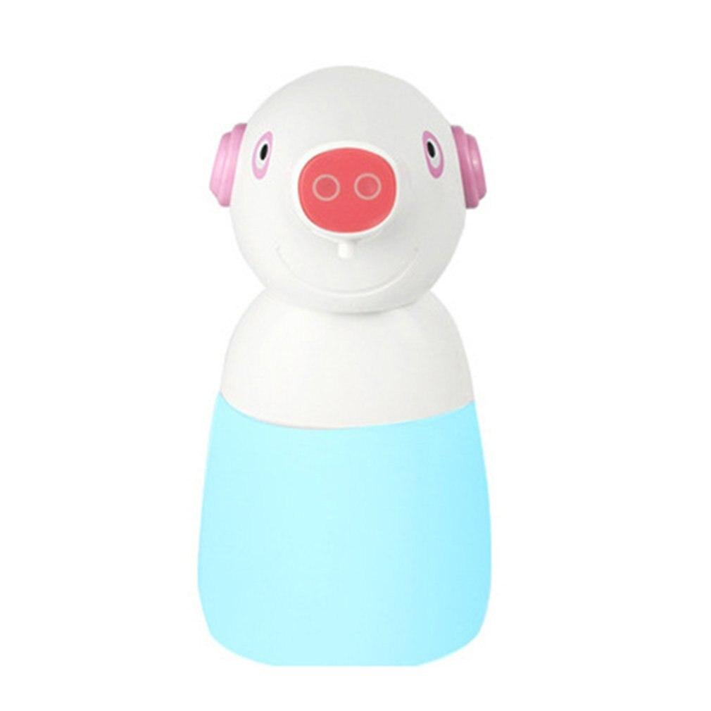 Manos libres recipiente de jabón recargable para el hogar, de 400Ml de jabón líquido eléctrico dispensador automático, botella desinfectante sin contacto con Sensor inteligente