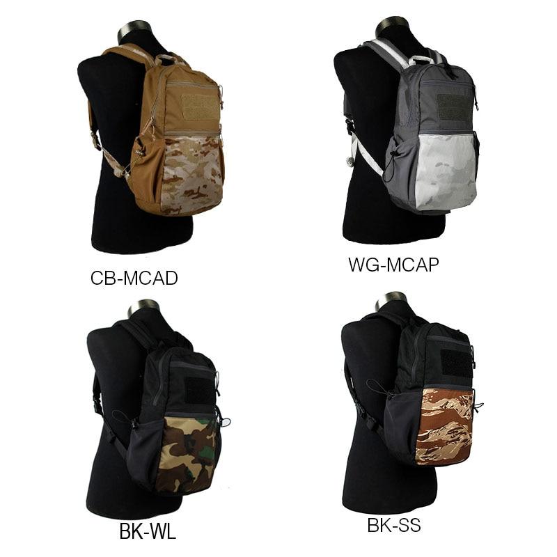 TMC 14L Tag Pack Neue 8005A Taktische Rucksack Rucksack Outdoor Camping Wandern Bug Out Bag 500D Cordura