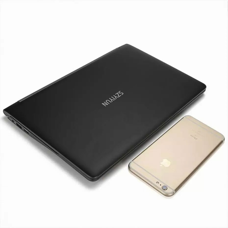 11.6 Inch Mini Laptop Quad Core 8G RAM 60G 128G 256G 512GB SSD Office Computer Small Notebook PC Ultra-Thin Student Netbook