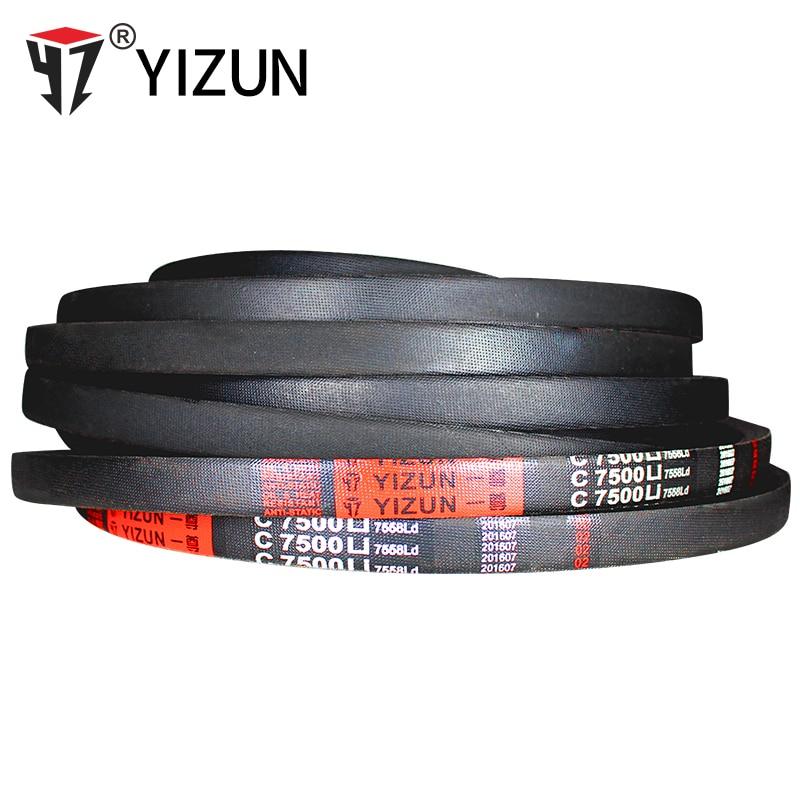 YIZUN C Тип C4626 ~ 5160 мм Резиновый жесткий диск внутренняя длина обхват промышленная Трансмиссия сельскохозяйственная техника V ремень