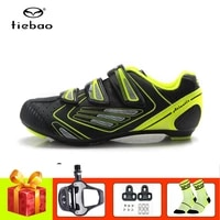 tiebao sapatilha ciclismo road bike shoes breathable pedals sport athletic bicycle shoes superstar self locking road shoes