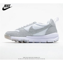 Original Nike Tom Sachs x nikship Mars Yar 2.0 Super limité Joint femmes chaussures de course 36-39 AA2261-100
