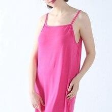 Night Gown Plus Size 6XL Nightdress Women Loose Sleepwear Sexy Nightgown Nighty High elasticity Nightwear ночная рубашка