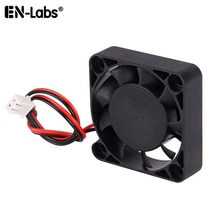 3D Printer 4010 Cooling Fan Brushless 12V 24V 40mm Quiet Fan 3D DC 40*40*10  Silent Cooler Radiator 3D Printers Parts-2 Pin 20CM