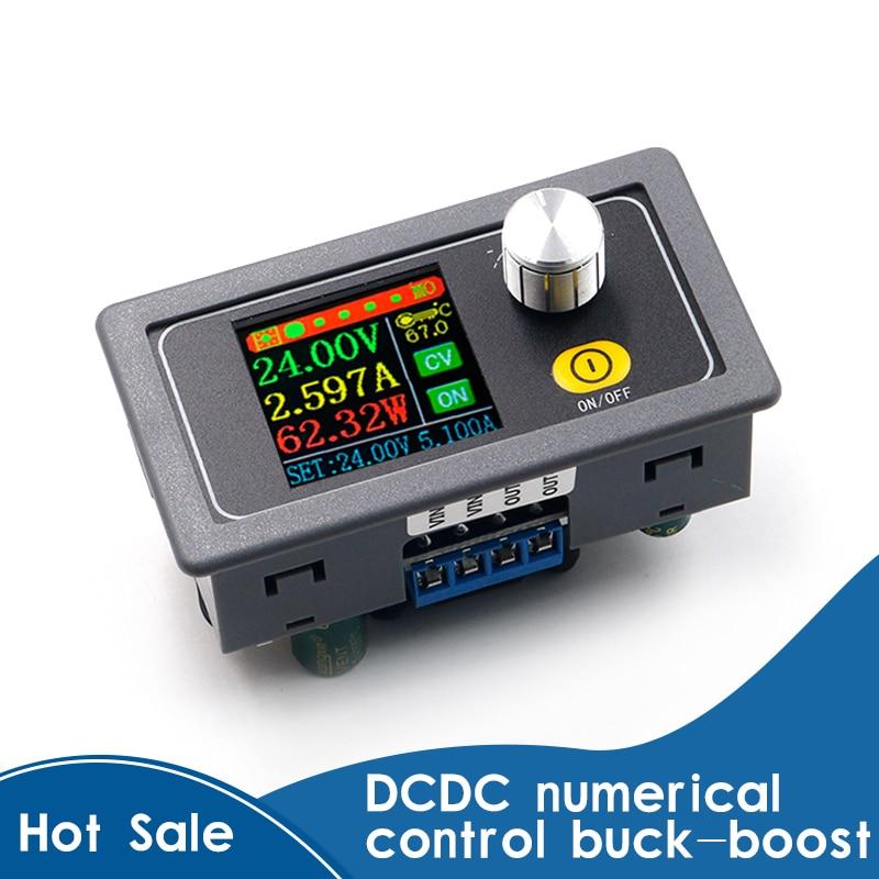 XYS3580 تيار مستمر تيار مستمر باك دفعة محول CC CV 0.6-36 فولت 5A وحدة الطاقة قابل للتعديل ينظم مختبر امدادات الطاقة متغير