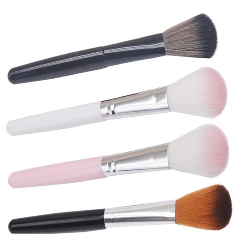 1 pc. Soft Makeup Brushes Facial Makeup Brush Powder women fashion Cosmetic Tools Make Up Beauty fou