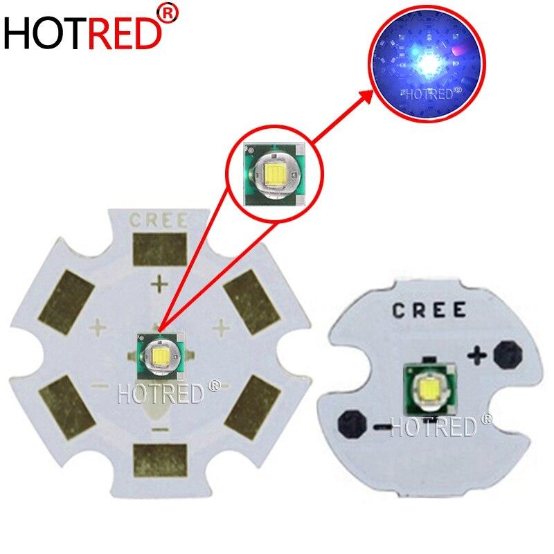 10pcs 1-3W CREE 3535 LED Cold White 10000K 20000K 30000K Flashlight light High Power LED diode Chip CREE XPE XP-E for Spot Light