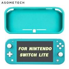 Étui de protection en Silicone pour interrupteur ntint Lite demi-housse pour Nintendo Switch Mini Nintendoswitch accessoires de commutation