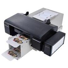 Imprimante automatique de carte didentité de PVC plus le plateau 50pcs de pvc pour la machine dimpression de carte de pvc