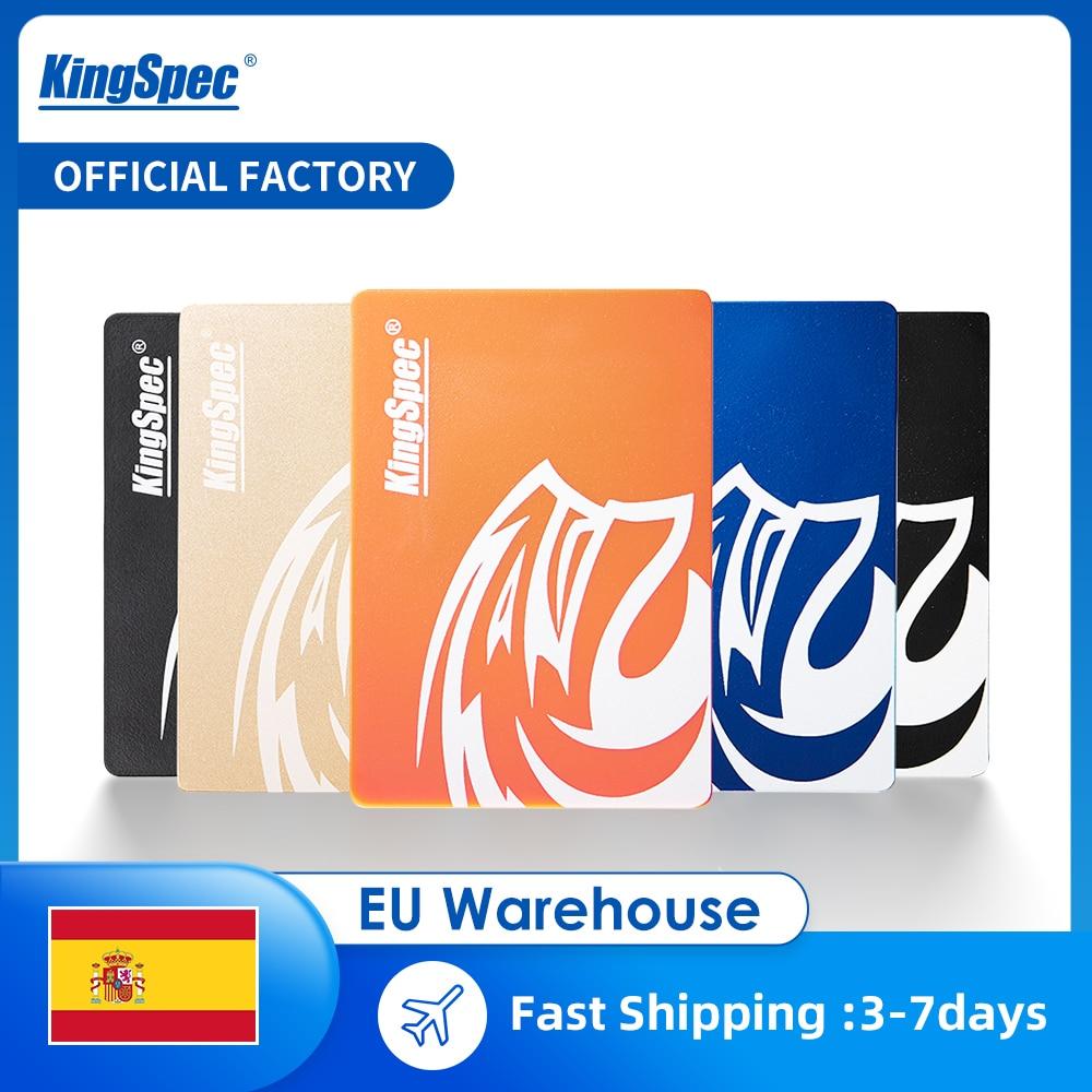 KingSpec SSD hdd 2.5 SATA3 SSD 120gb ssd 240 gb 480gb ssd 1TB 2TB Internal Solid State Hard Drive For laptop hard disk Desktop