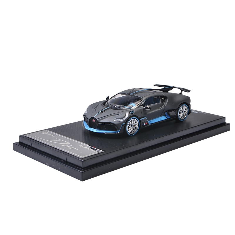 il divo brasília Модель автомобиля Bugatti Divo SuperSport, 1:64, из сплава