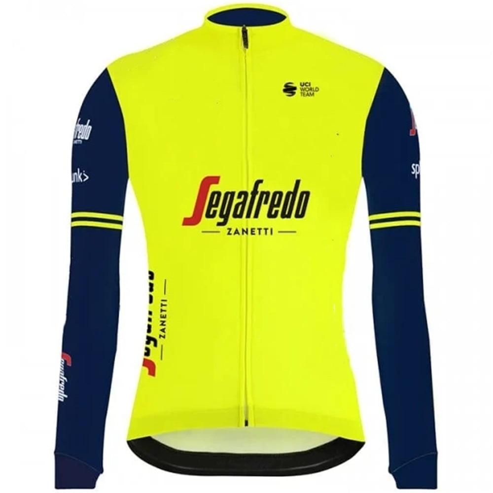 Conjunto de ropa de ciclismo para hombre, maillot de LICRA con pechera,...
