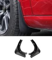 car accessories wheel mudguards splash guards fender mud flaps for tesla model 3