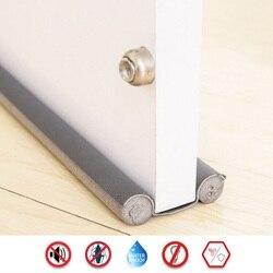 Escova auto-adesiva para vedação de porta, escova resistente à poeira do pano, à prova de poeira, vedação de inseto para casa e escritório