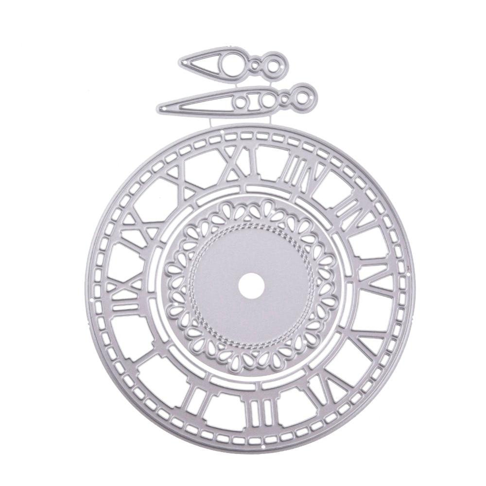 قوالب القطع المعدنية على مدار الساعة ، إطارات الساعات ، قالب القصاصات ، ورق الحرف ، سكين الشفرة ، لكمة الاستنسل ، الطوابع والقوالب