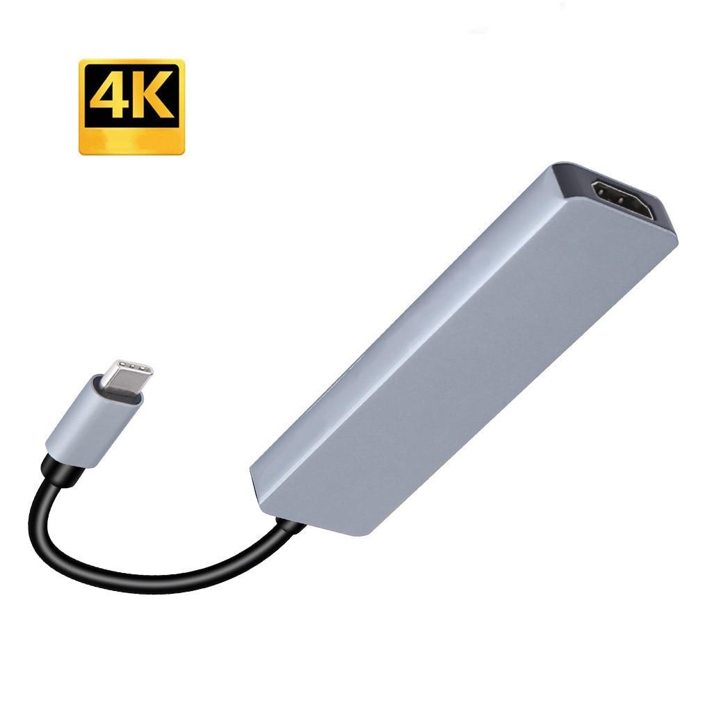 العالم ماكس USB-C نوع C إلى تلفزيون الكابل لأجهزة الهواتف المحمولة أقراص HDTV للحصول على مربع التلفزيون الذكية