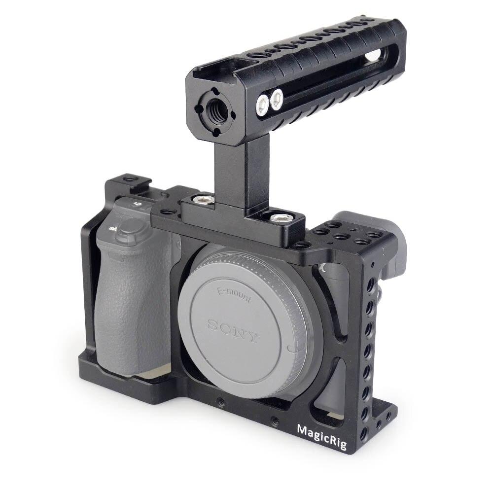 Клетка MAGICRIG для цифровой зеркальной камеры с верхней ручкой Sony A6400/ A6000/ A6300/ A6500
