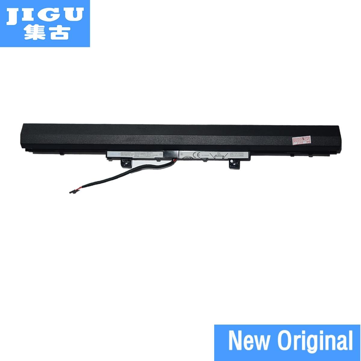 JIGU Original ordenador portátil batería L15C3A01 L15C4A02 para LENOVO Ideapad 110-15 V110-15AST V110-15IAP V110-15ISK