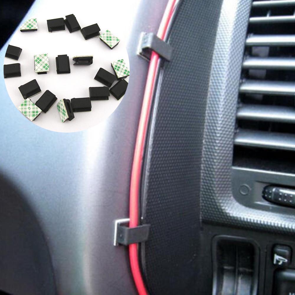 40-uds-auto-adhesivo-coche-cable-clips-organizadores-devanadera-de-cable-gota-soporte-de-linea-escritorio-de-gestion-de-corbata-fijador-devanadera-de-cable