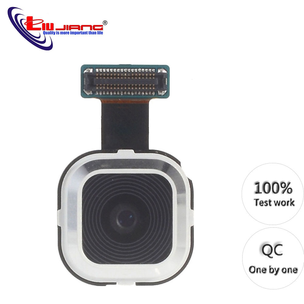 Nuevo Original cámara trasera para Samsung A7 A700 A700F SM-A700F principal trasera cámara de reemplazo de cable flexible de piezas de reparación
