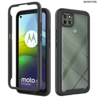 rugged armor case for motorola moto g9 power shockproof cover moto g 5g protective bumper clear for moto g9 play e7 plus fundas
