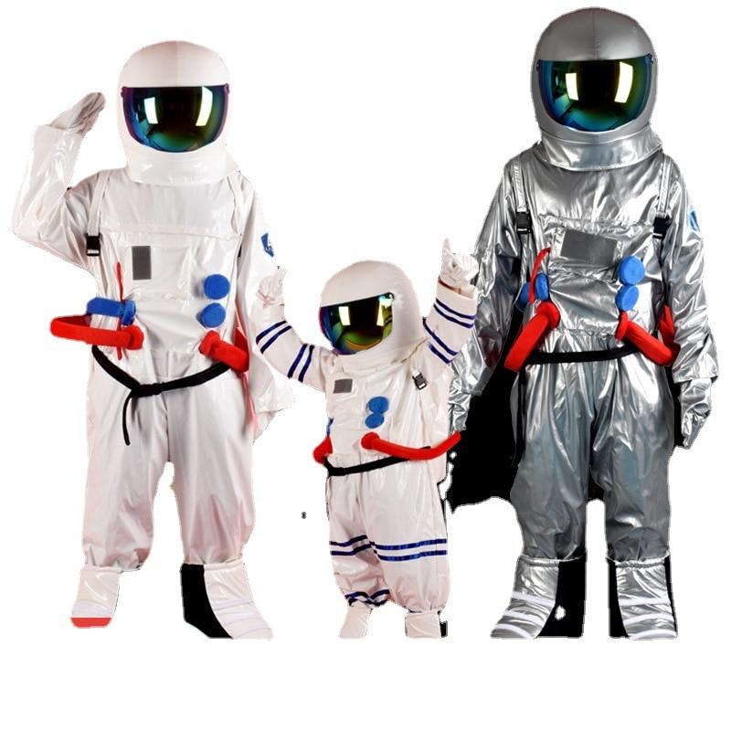 أنشطة لافتة للنظر باردة تعزز مرحلة الفيلم والتلفزيون الدعائم رواد الفضاء الفضاء زي التميمة تصميم التخصيص