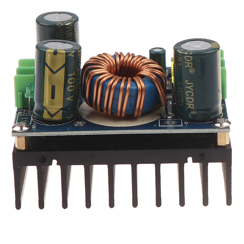 1pc 600W DC-DC 10-60V To 12-80V Boost Converter Step-up Module Car High Power Supply Hot