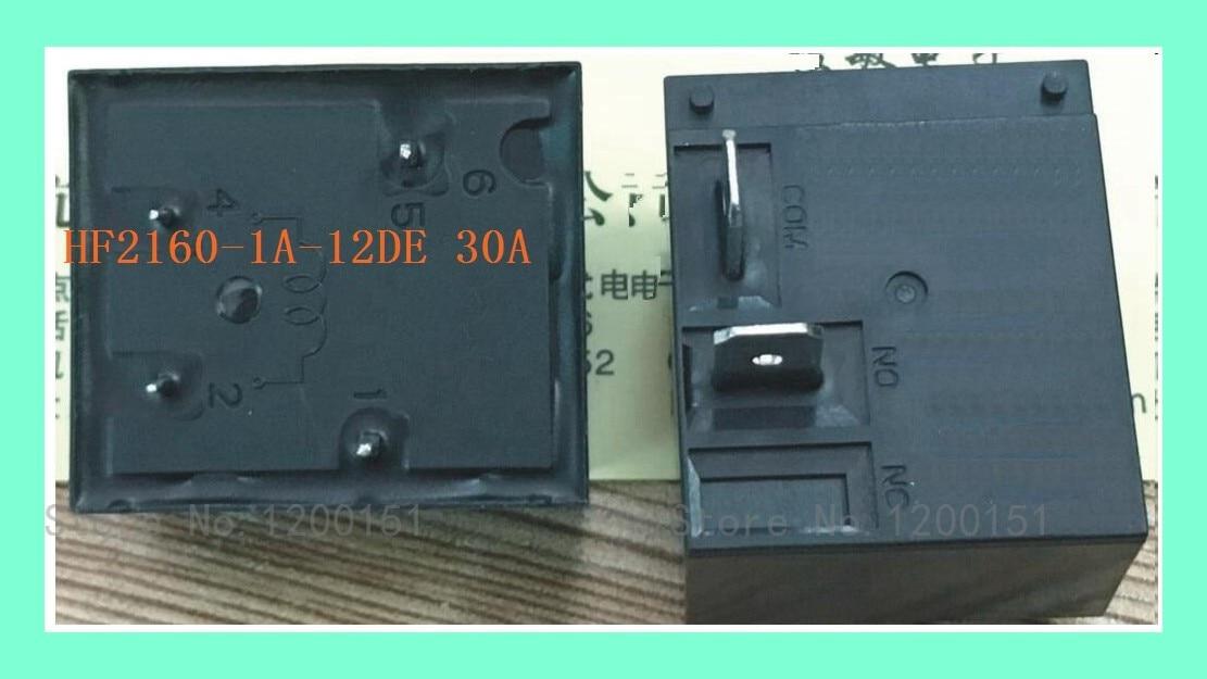 Retransmitir hf2160-1a-12de HF2160-1A-12DE DC12V 30A 240V AC/4Pin 30A 125V AC