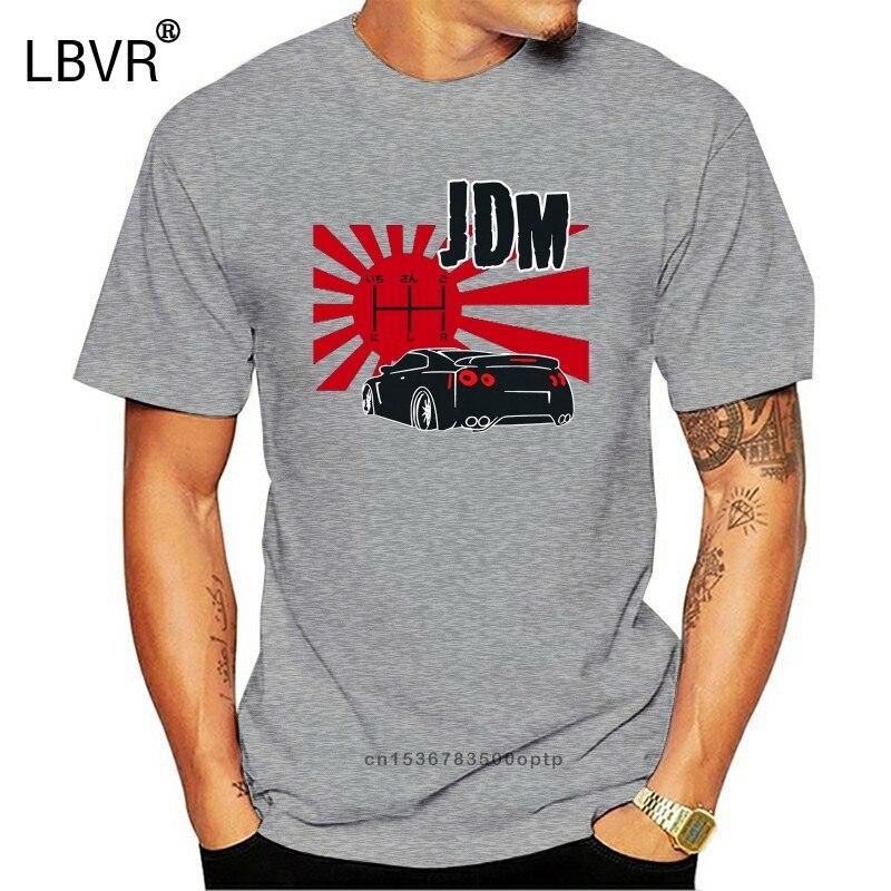 2019 nova camisa de verão magro camisa de racks japoneses. Jdm racekor street speed drift gtr 350z carro fã camiseta moda