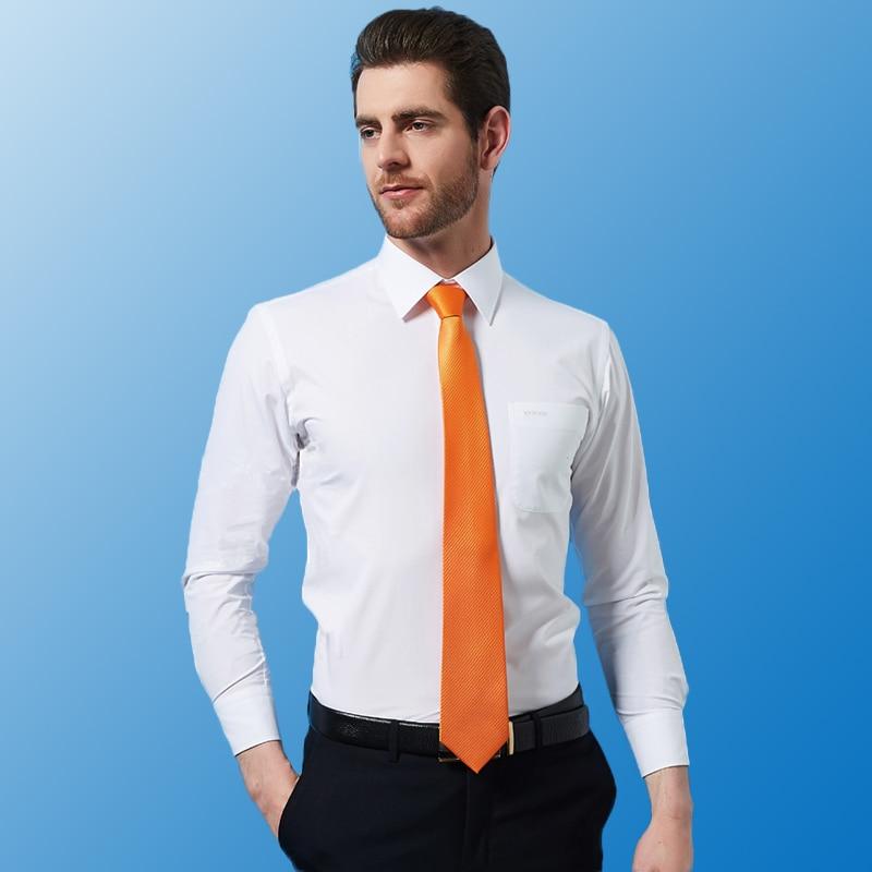 High Quality Men's 6CM & 8CM Wide Tie Brand New Fashion Gold Striped Ties for Men Business Work Neck Tie Male Formal Necktie