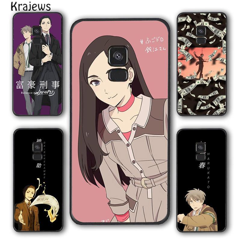 Krajews Balance UNLIMITED Phone Case Cover For Samsung Galaxy S5 S6 S7 edge S8 S9 S10 E lite S20 plu