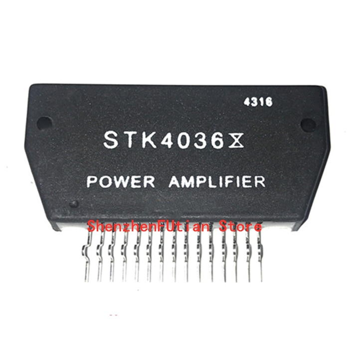 1pcs/lot STK4036X HYB-15 New Module