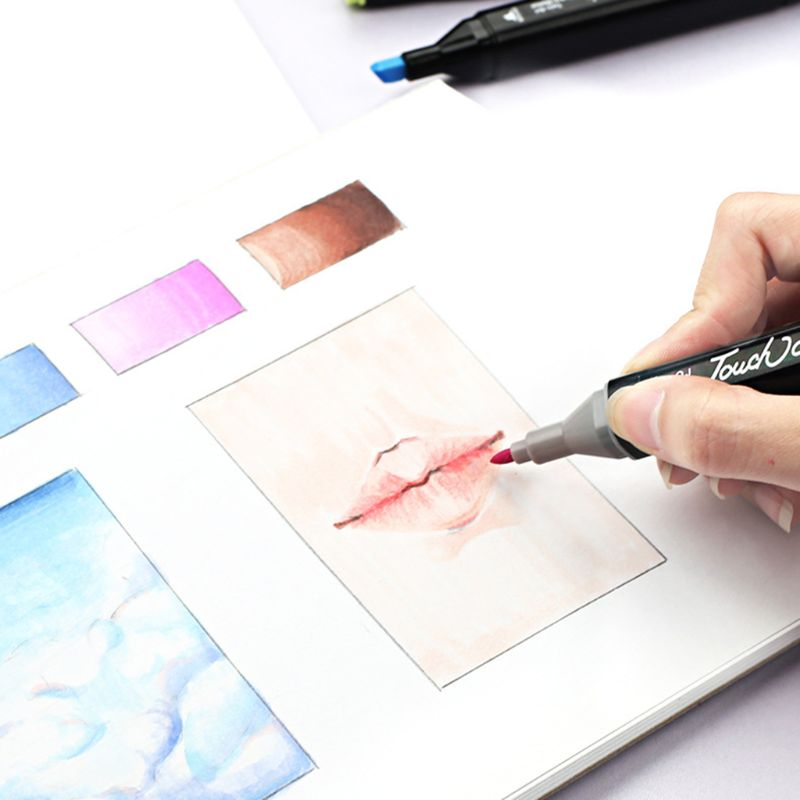 A3/A4/B5 Drawing Paper Pad Notebook Sketch Book for Marker Art Paiting Diary Student Gifts 30 Sheets enlarge
