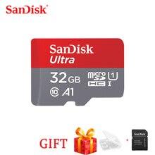 SanDisk A1 Speicher Karte 16GB 32gb 64GB 128GB 200GB 256GB 400GB Micro sd karte Class10 UHS-1 flash-karte Memory Microsd TF/SD Karte