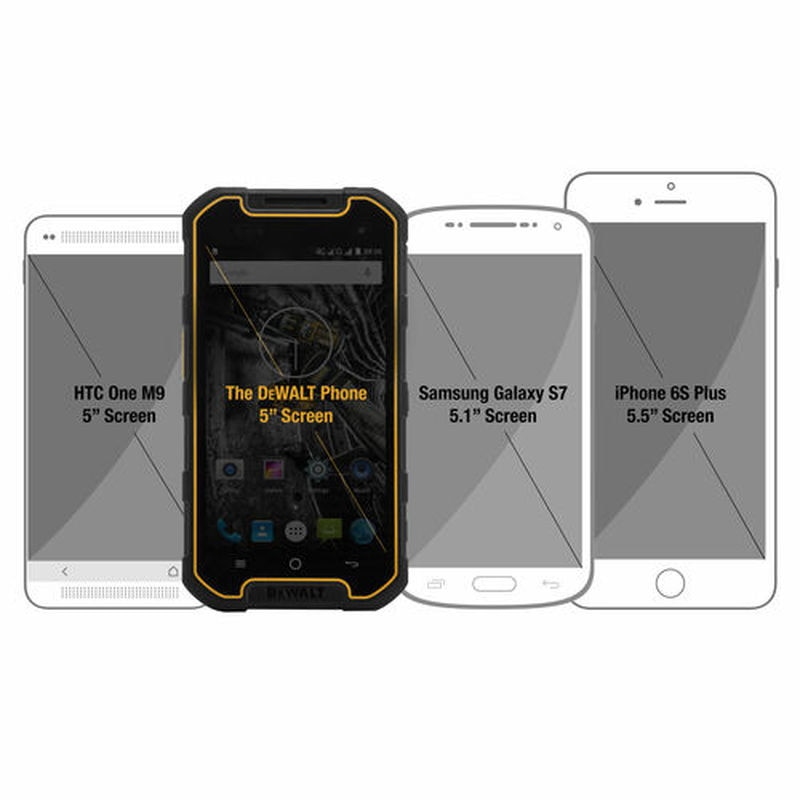 MD501 IP68 Waterproof Smartphone 5.0