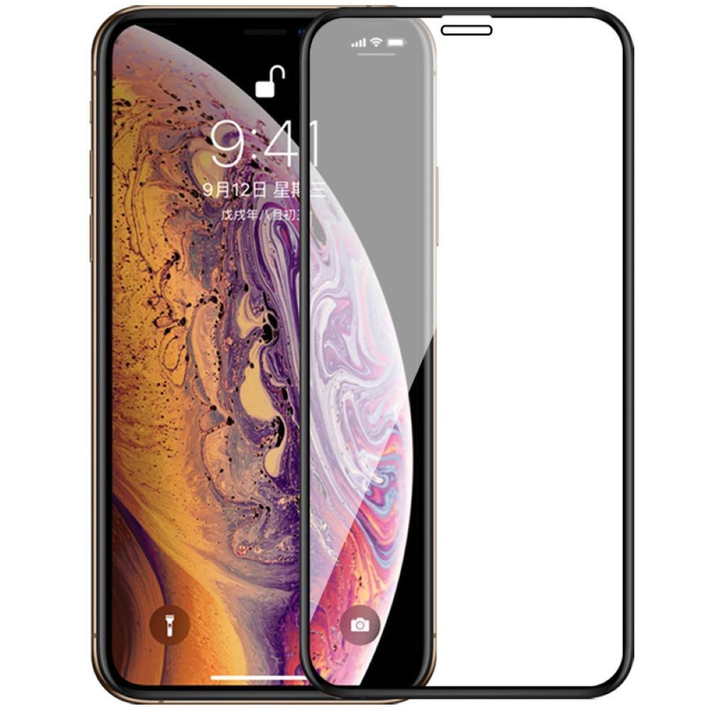 Screen Protectors Full Cover Tempered Glass Phone Screen Protective Film for iPhone 11 Pro Max Mobil
