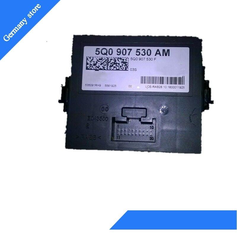 Unidade ecu do módulo de controle da rede do gateway da boa qualidade para skoda octavia mk3 oem 5q0 907 530 am 5q0907530am